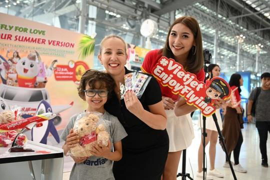 Chào đường bay mới Đà Nẵng - Tokyo, Vietjet tung triệu vé 0 đồng - Ảnh 1.