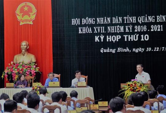 Quảng Bình: