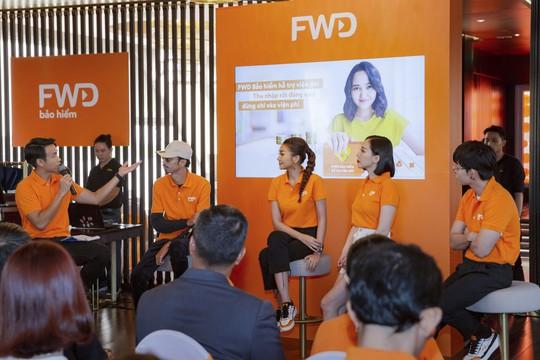 FWD Việt Nam giới thiệu bảo hiểm hỗ trợ viện phí 100% trực tuyến trên Tiki - Ảnh 4.
