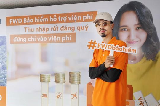 FWD Việt Nam giới thiệu bảo hiểm hỗ trợ viện phí 100% trực tuyến trên Tiki - Ảnh 2.