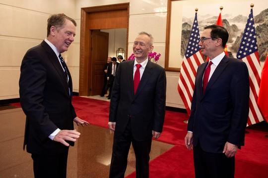 Mỹ bất an vì gương mặt mới trong nhóm đàm phán Trung Quốc - Ảnh 3.