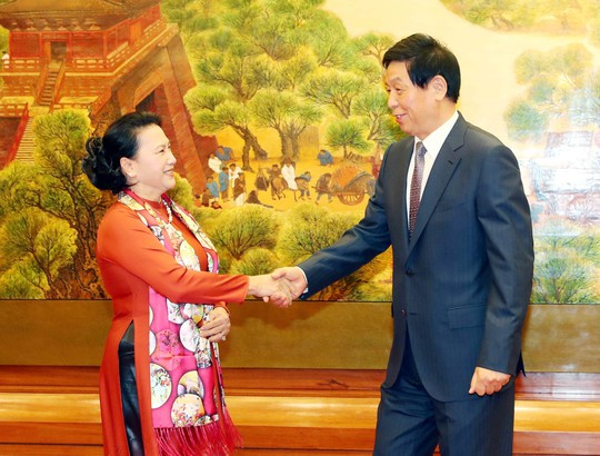 Thúc đẩy hợp tác thực chất Việt - Trung - Ảnh 1.
