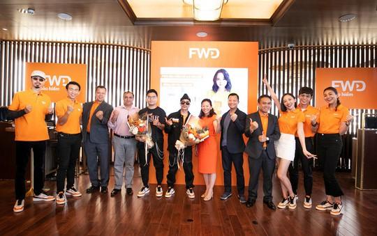 FWD Việt Nam giới thiệu bảo hiểm hỗ trợ viện phí 100% trực tuyến trên Tiki - Ảnh 1.