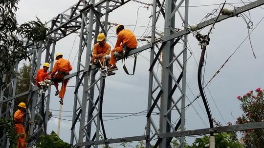 Bảo đảm cung cấp điện an toàn và liên tục - Ảnh 1.