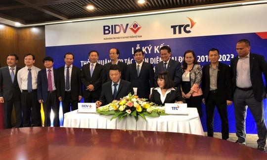 Tập đoàn TTC và BIDV hợp tác toàn diện giai đoạn 2019 - 2023 - Ảnh 2.