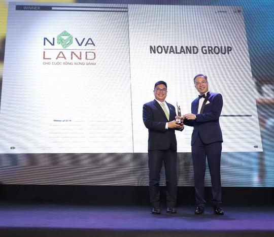 Doanh nghiệp BĐS được bình chọn là nơi làm việc tốt nhất châu Á 2019 - Ảnh 1.
