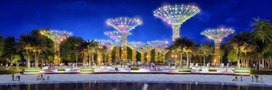 """Vinhomes Grand Park - thành phố thông minh - công viên đầu tiên chính thức """"chào sân"""" - Ảnh 3."""