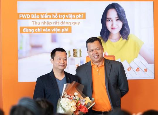FWD Việt Nam giới thiệu sản phẩm bảo hiểm hỗ trợ viện phí 100% trực tuyến trên Tiki - Ảnh 1.