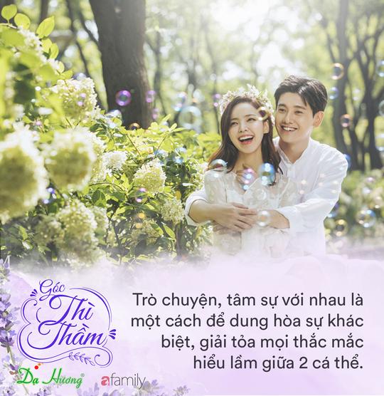 Bí mật của những cặp vợ chồng hạnh phúc - Ảnh 1.