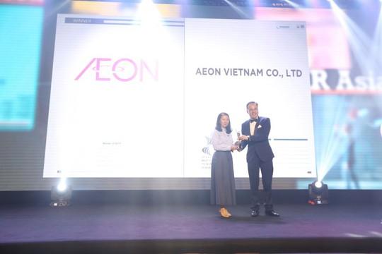 """AEON Việt Nam là một trong những """"Nơi làm việc tốt nhất châu Á năm 2019"""" - Ảnh 1."""