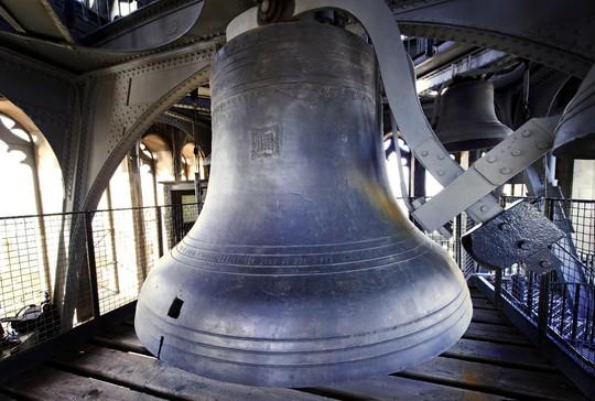 Đồng hồ Big Ben âm thầm đón sinh nhật lần thứ 160  - Ảnh 1.