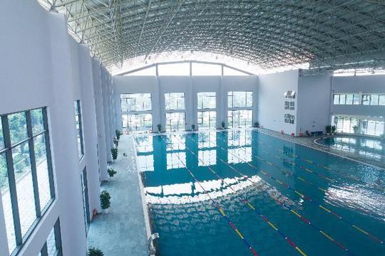 Giải bóng rổ Thanh Hà lần 1 diễn ra tại Khu Liên hợp thể thao Thanh Hà - Ảnh 2.
