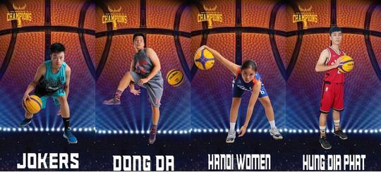 Giải bóng rổ Thanh Hà lần 1 diễn ra tại Khu Liên hợp thể thao Thanh Hà - Ảnh 5.