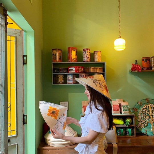 Quán cà phê Hội An giữa lòng Seoul được giới trẻ Hàn Quốc yêu thích - ảnh 7