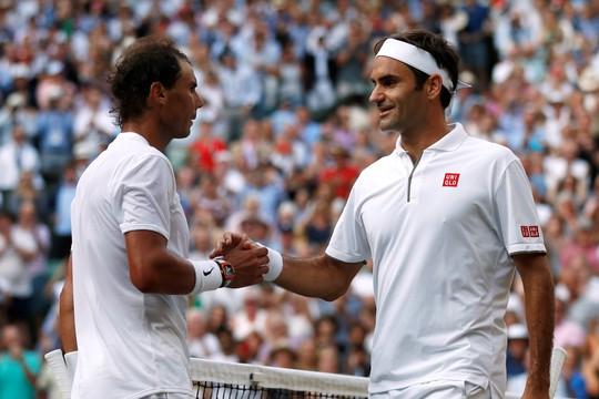 Roger Federer: Thật nhẹ nhõm khi vượt qua Nadal! - Ảnh 1.