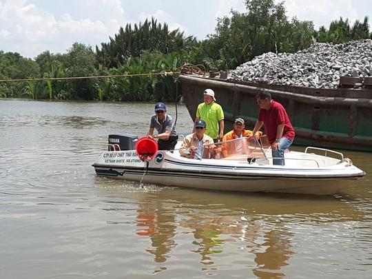 VWS tái sinh nguồn thủy sản cho Rạch Chiếu - Ảnh 2.
