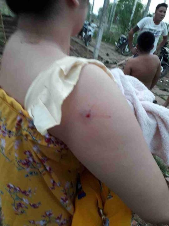 Từ điều tra của Báo Người Lao Động, khởi tố vụ bắn người ở Củ Chi - ảnh 2