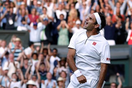Chào quý ông Federer mạnh mẽ và bền bỉ! - Ảnh 5.