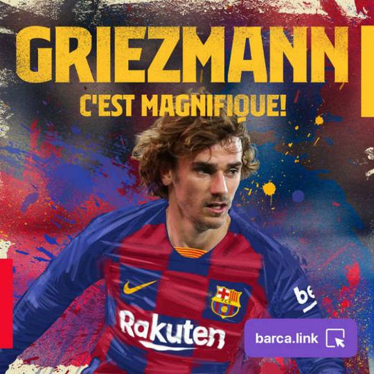 Bom tấn Griezmann gia nhập Barcelona, Atletico dọa kiện ra tòa - Ảnh 1.