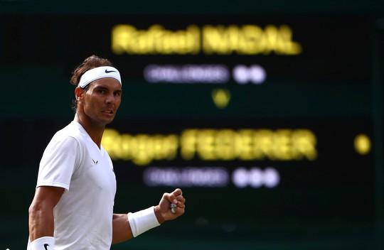 Chào quý ông Federer mạnh mẽ và bền bỉ! - Ảnh 3.