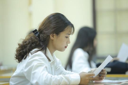 Có tới hơn 70% bài thi lịch sử điểm dưới trung bình - ảnh 1