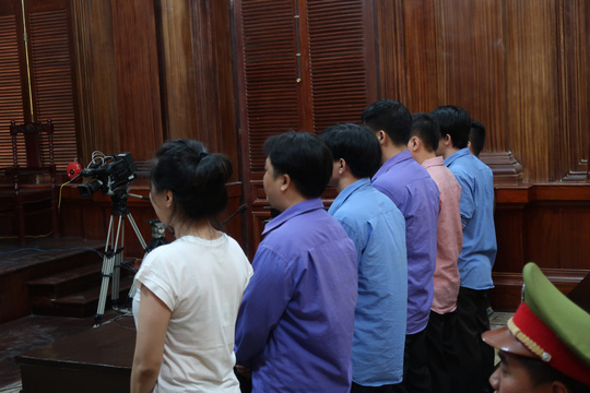 VKSND TP khang nghi tang hinh phat voi 1 bi cao vu chem bac si Chiem Quoc Thai