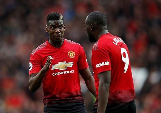Tăng giá bán cực sốc, Man United đổi ý giữ chân Lukaku và Pogba - Ảnh 1.