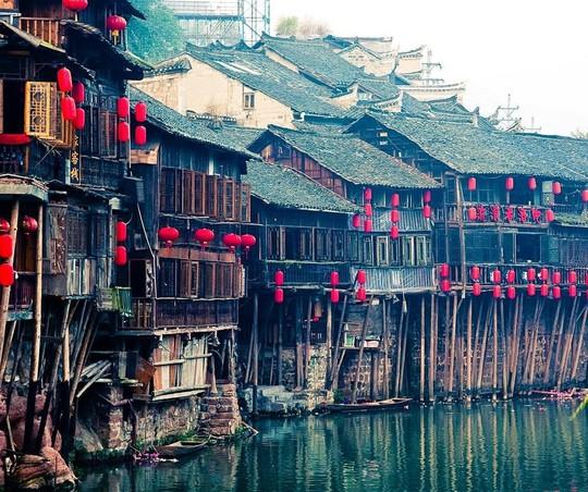 Những công trình kiến trúc kỳ lạ ở Trung Quốc - Ảnh 3.