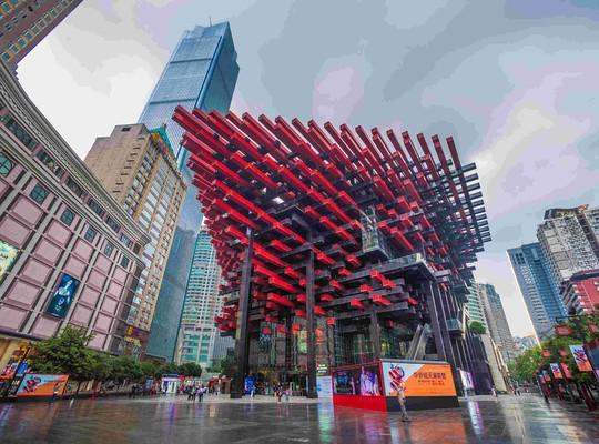Những công trình kiến trúc kỳ lạ ở Trung Quốc - Ảnh 10.