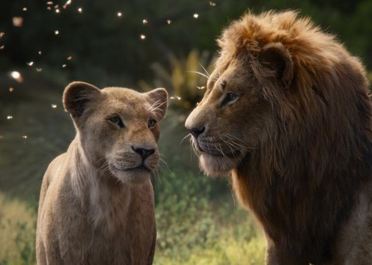 """Siêu sao Beyonce diện đầm Công Trí ra mắt phim """"Vua sư tử"""" - Ảnh 10."""