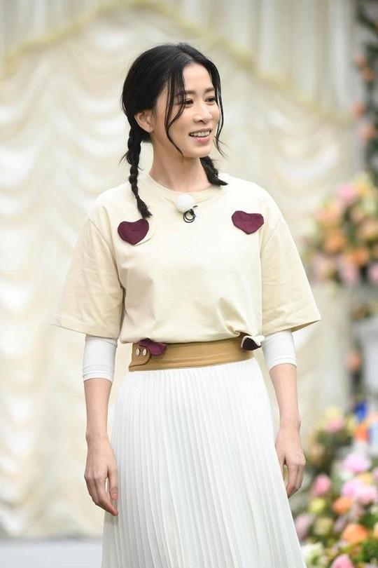 Nhan sắc những nữ minh tinh từng thống trị TVB một thời - Ảnh 3.