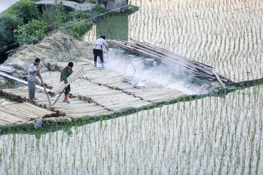 Làng làm giấy thủ công hơn 1.300 năm ở Trung Quốc - Ảnh 3.