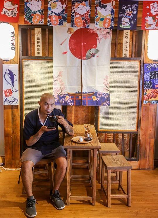 Quán cà phê kiểu Nhật cho khách tự pha chế ở TP HCM - Ảnh 4.