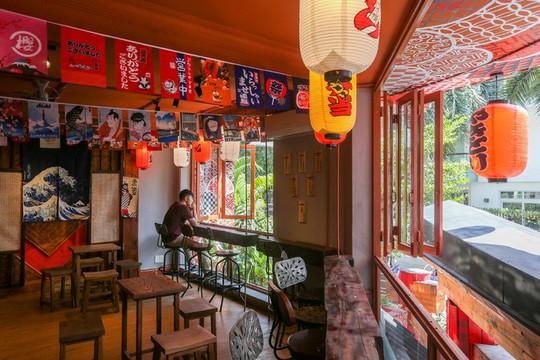 Quán cà phê kiểu Nhật cho khách tự pha chế ở TP HCM - Ảnh 5.
