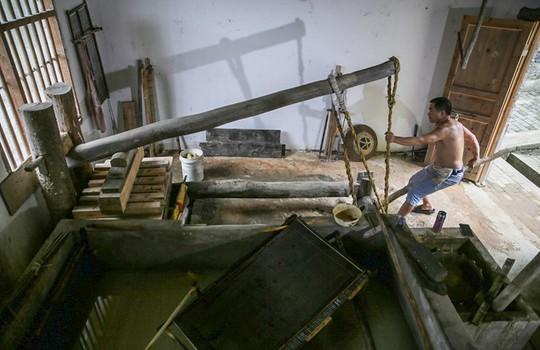 Làng làm giấy thủ công hơn 1.300 năm ở Trung Quốc - Ảnh 7.
