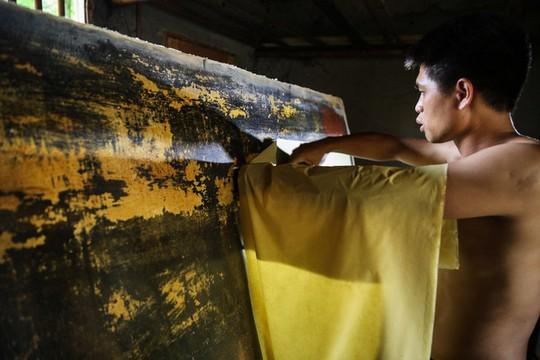 Làng làm giấy thủ công hơn 1.300 năm ở Trung Quốc - Ảnh 9.