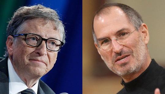 """Bill Gates gọi Steve Jobs là """"phù thủy"""" cứu Apple khỏi sụp đổ - Ảnh 1."""