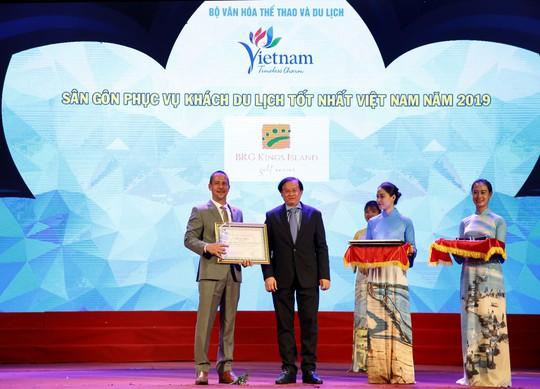 BRG được vinh danh nhiều giải tại Giải thưởng Du lịch Việt Nam 2019 - Ảnh 2.