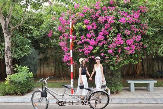 Những góc check-in siêu lãng mạn ở FLC Sầm Sơn - Ảnh 3.