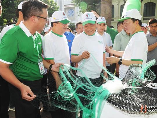 Thủ tướng Nguyễn Xuân Phúc khẳng định: Việt Nam quyết tâm chống rác thải nhựa - Ảnh 3.