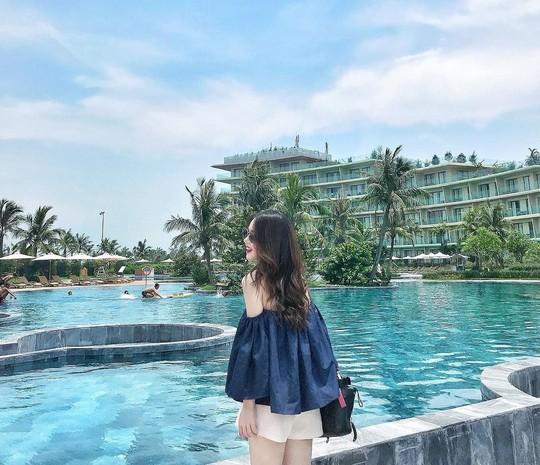Những góc check-in siêu lãng mạn ở FLC Sầm Sơn - Ảnh 8.