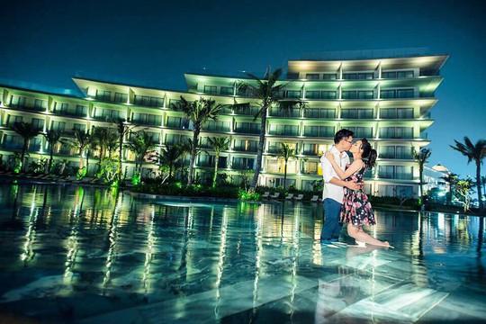 Những góc check-in siêu lãng mạn ở FLC Sầm Sơn - Ảnh 9.