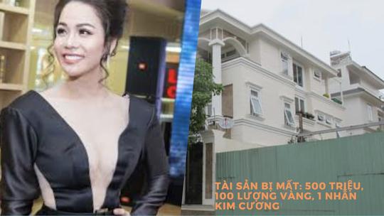 Ngoài ca sĩ Nhật Kim Anh, nghệ sĩ nào bị trộm viếng tư gia? - ảnh 1