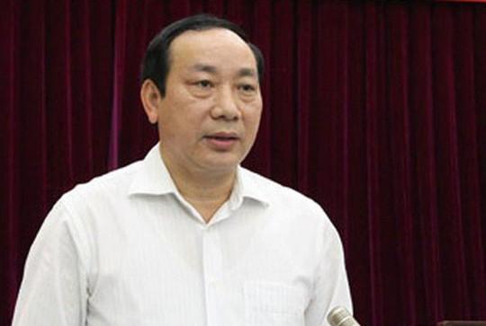 Ban B.í th.ư k.ỷ l.uật nguyên Thứ trưởng Bộ GTVT Nguyễn Hồng Trường - Ảnh 1.