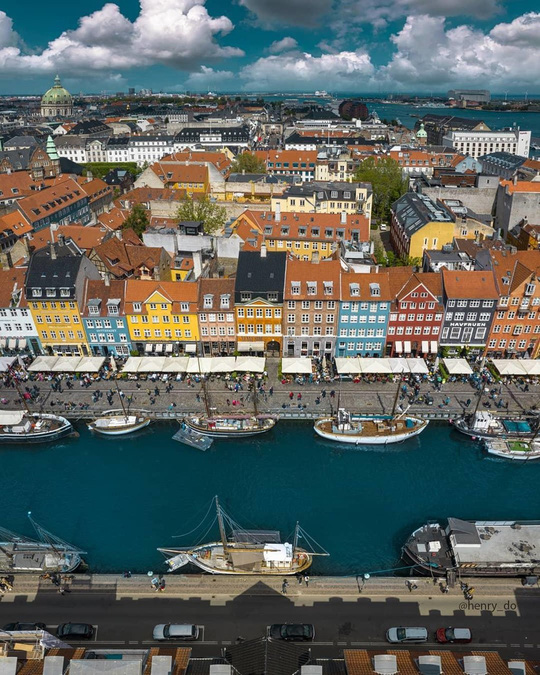 Khám phá nền văn minh ngoài hành tinh ở thủ đô Đan Mạch - Ảnh 1.