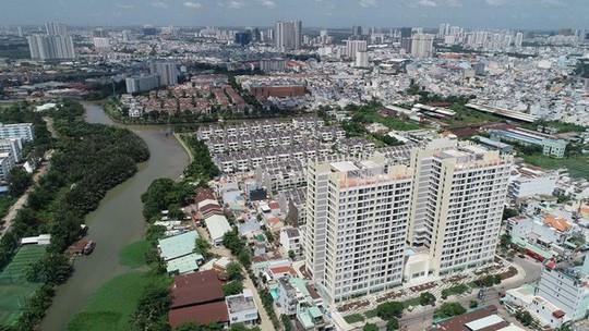 Bất động sản ven sông có tỉ lệ bán chênh cao nhất thị trường - Ảnh 1.