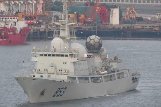 Mỹ - Úc tập trận trong sự dòm ngó của tàu Trung Quốc - Ảnh 5.