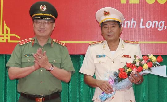 Bộ Công an điều động, bổ nhiệm Giám đốc Công an tỉnh Đồng Tháp, Vĩnh Long - ảnh 2