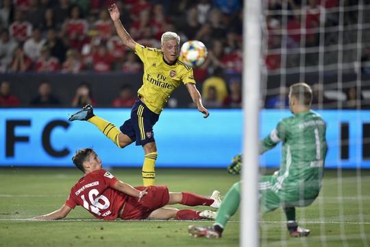 Pháo Arsenal gầm vang, hạ Bayern Munich ở Champions Cup - Ảnh 2.