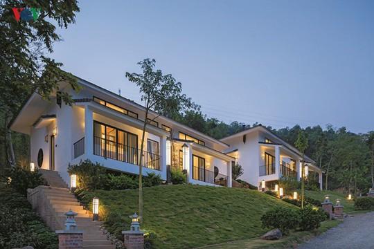 Ngôi nhà mang phong cách Nhật Bản ở miền trung du - Ảnh 1.